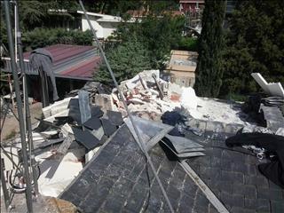 Pizarra para tejados en Madrid