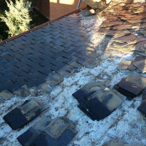 precio desmontaje pizarra tejado madrid