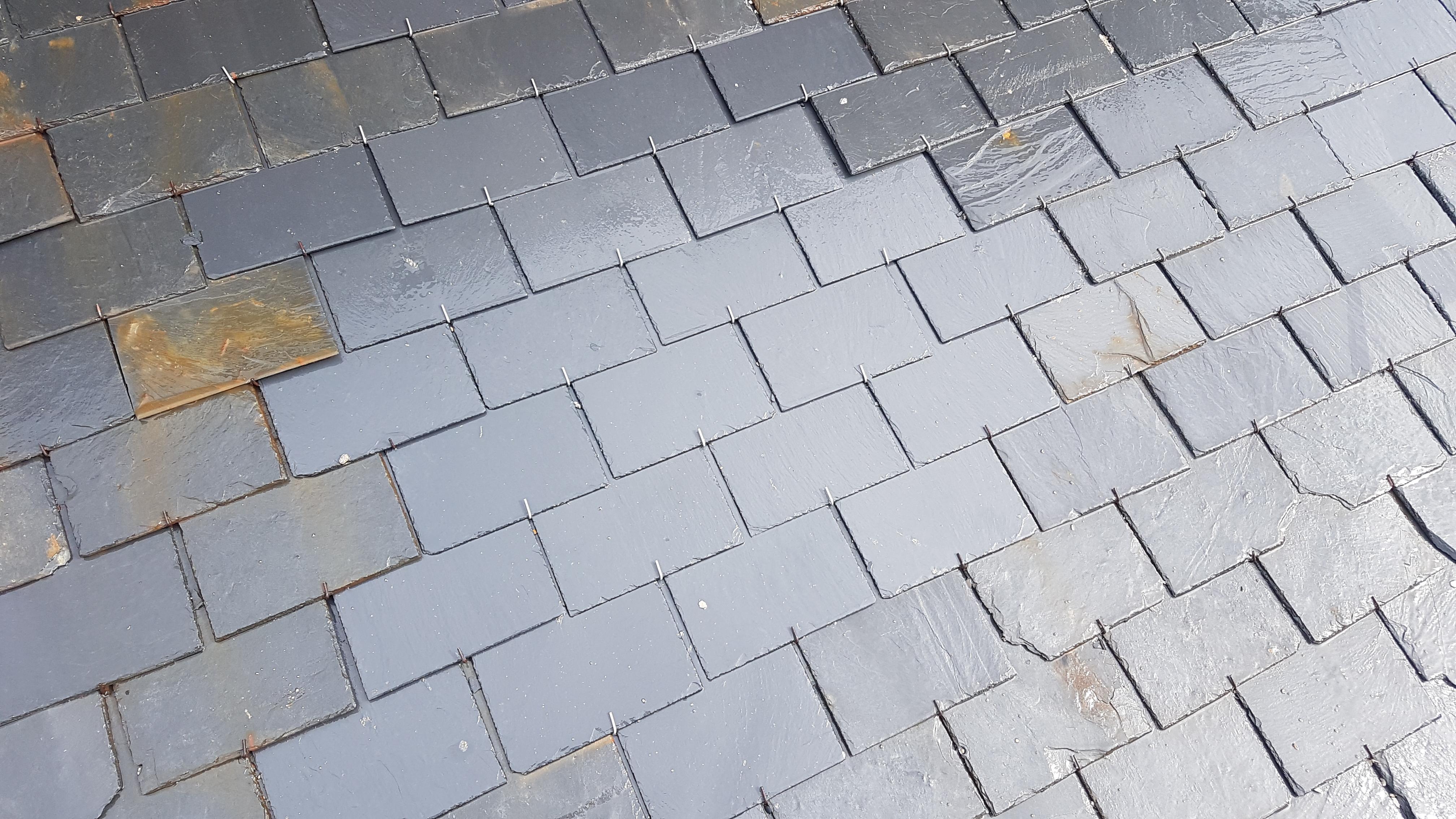 reparación en tejados pizarra madrid