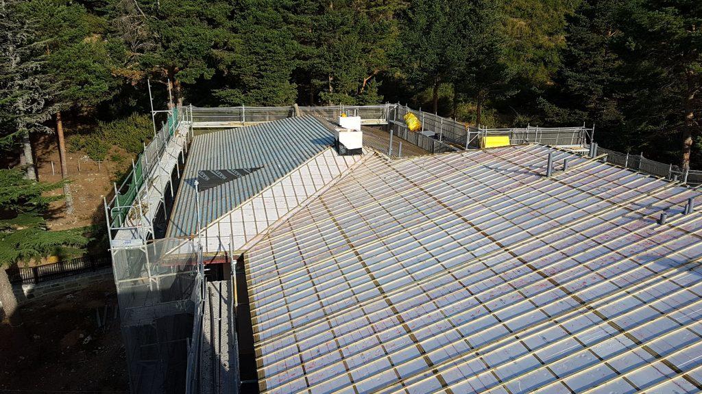reforma de tejados de pizarra