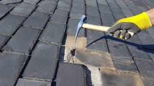 reparación tejados pizarra madrid