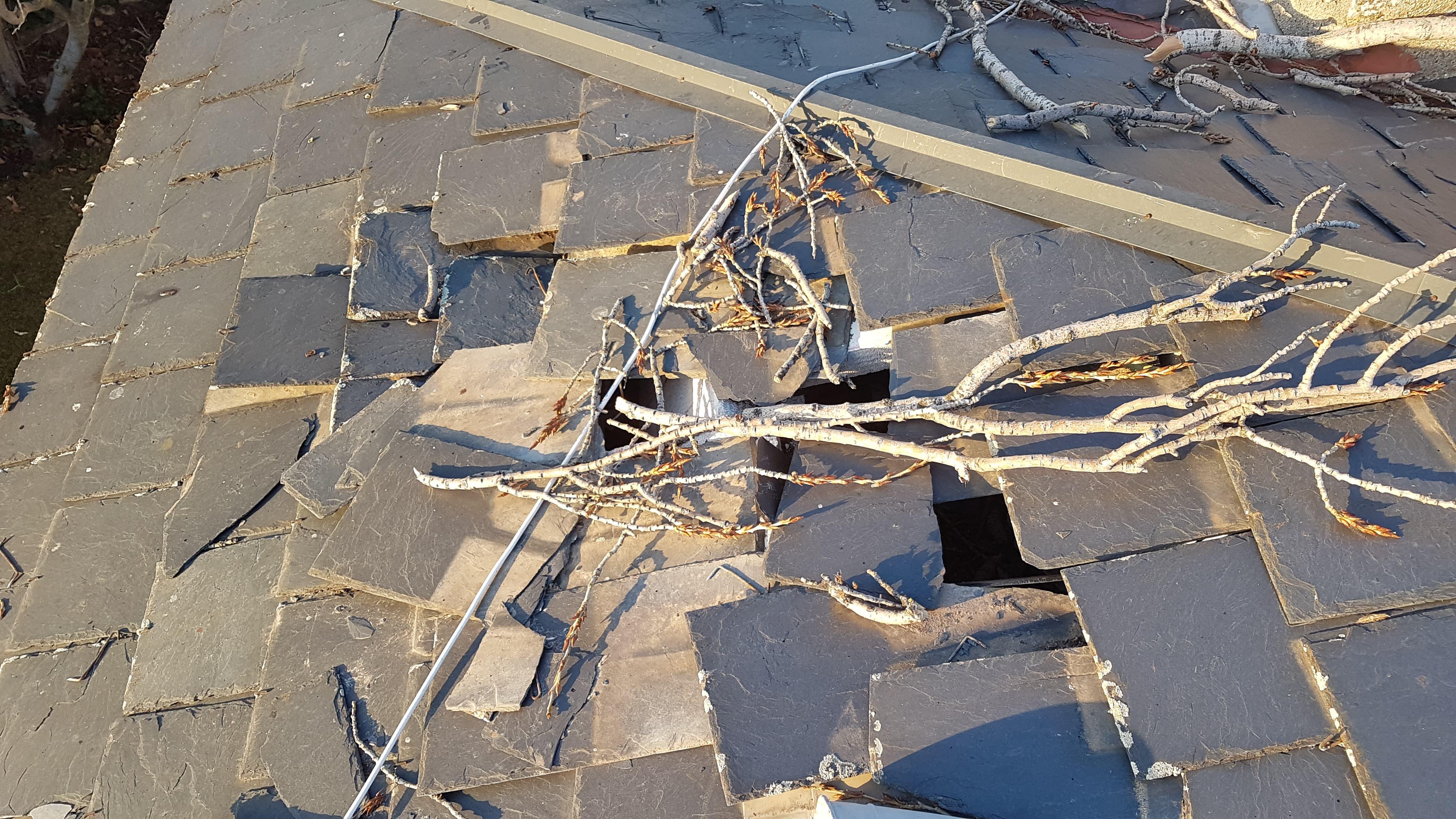 tejados pizarra madrid mantenimiento de tejados